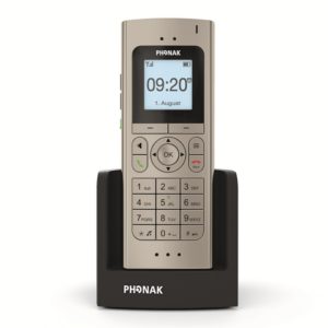 Phonak Cordless Telephone Hearing Aid Device