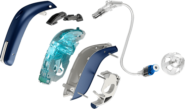 OPN Components Hearing Aid Device