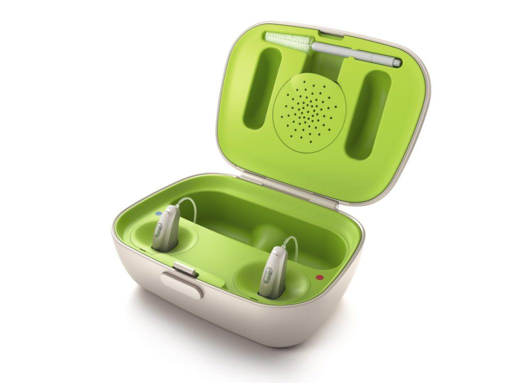Phonak Audeo B Hearing Aid Device