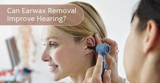 Can Earwax Removal Improve Hearing