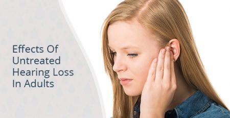 Effects Of Untreated Hearing Loss In Adults