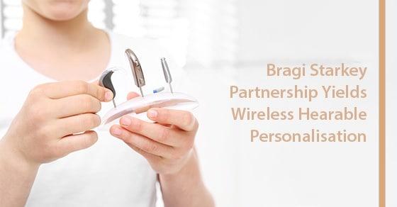 Wireless Hearable Personalisation