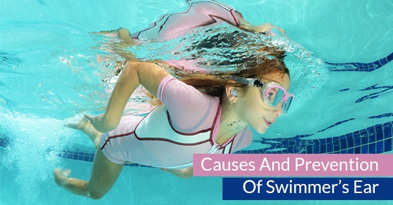 Causes And Prevention Of Swimmer's Ear