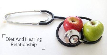 Diet And Hearing Relationship
