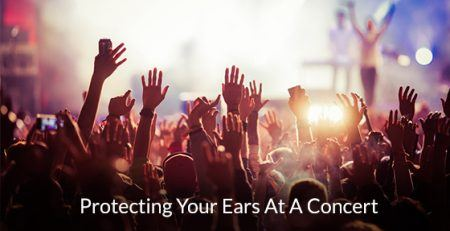 Protecting Your Ears At A Concert