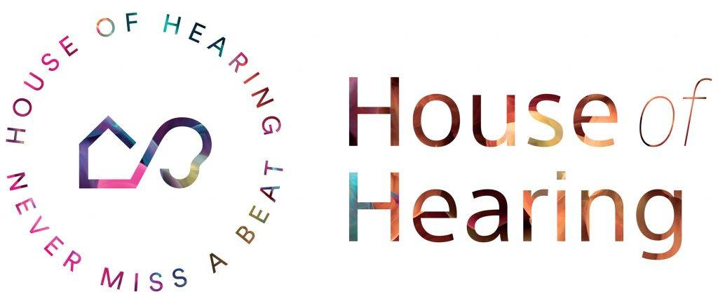 house of hearing new logo