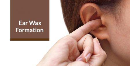 Ear Wax Formation