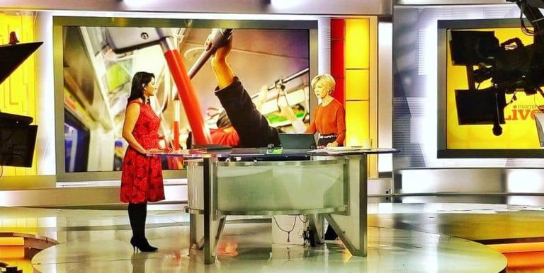 Maryam at CBC
